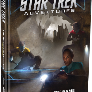 Star Trek Adventures RPG Core Rulebook