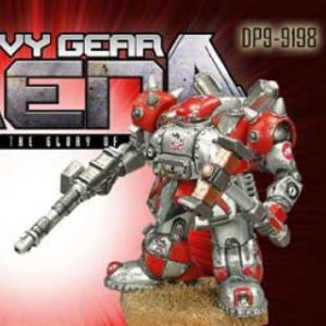 Heavy Gear Arena Boa
