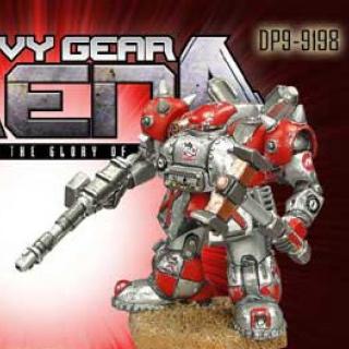 Heavy Gear Arena Boa