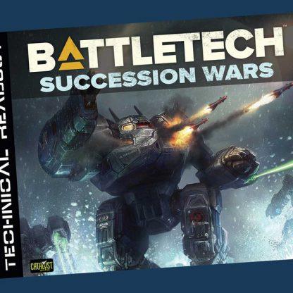 BattleTech Technical Readout: Succession Wars