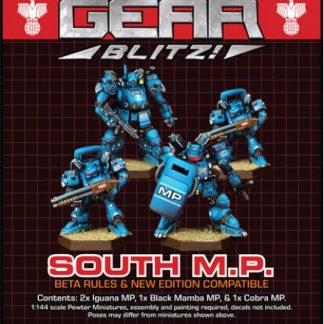 Southern Military Police Squad