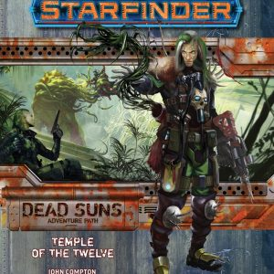 Starfinder Adventure Path: Temple of the Twelve