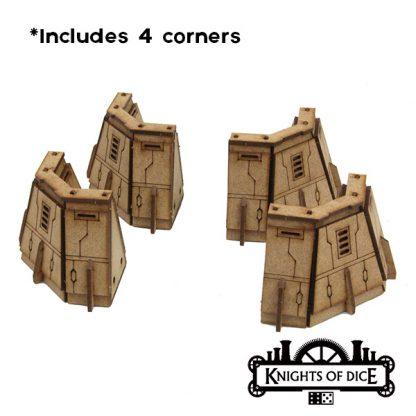 Compound Walls Corners (4)