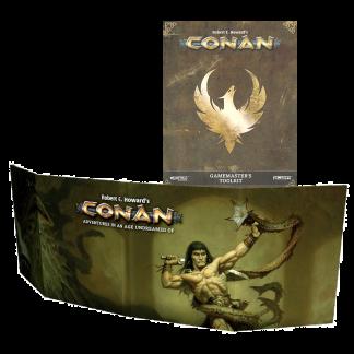 Conan GM Screen & Gamemaster Toolkit