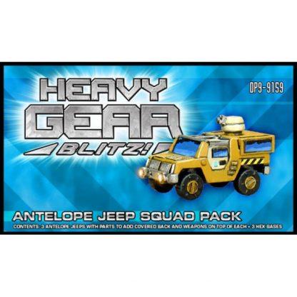 Antelope Jeep Squad
