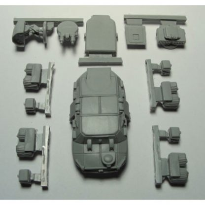 Badger APC Custom Pack contents