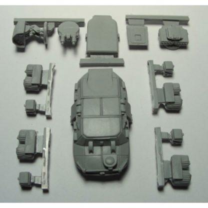 Badger APC Custom Pack contents