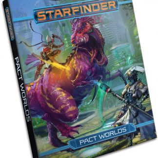 Starfinder Pact Worlds