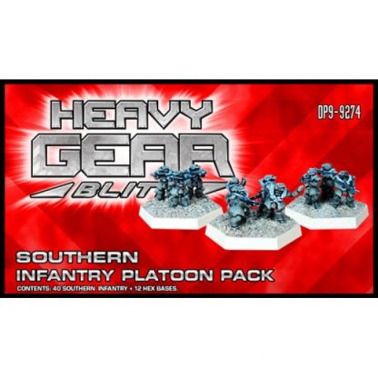 Southern Infantry Platoon Pack