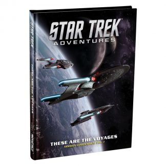 These are the Voyages Volume 1