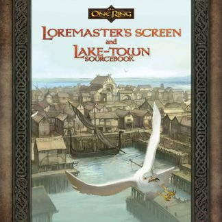 Loremaster's Screen and Lake-town Sourcebook
