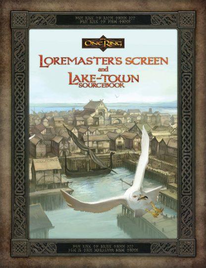 Loremaster's Screen and Lake-town Sourcebook