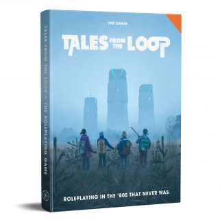 Tales From The Loop RPG Rulebook