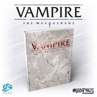 Vampire: The Masquerade 5th Edition Deluxe Core Rulebook