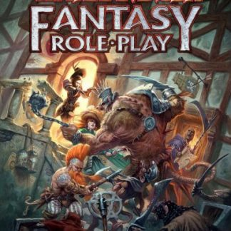 Warhammer Fantasy Roleplay Fourth Edition Rulebook – WFRP4