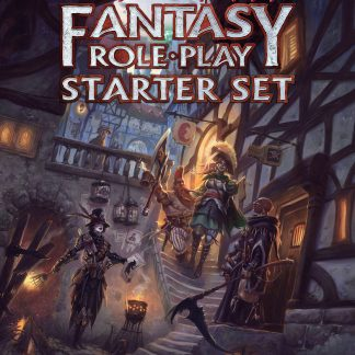 Warhammer Fantasy Roleplay Fourth Edition Starter Set – WFRP4