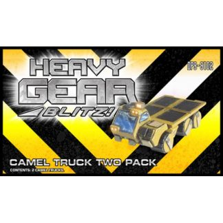 Camel Truck Two Pack