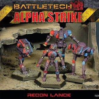 BattleTech Recon Lance Pack