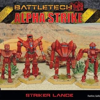 BattleTech Striker Lance Pack