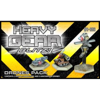 Heavy Gear Drones Pack