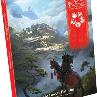 Emerald Empire – Essential Guide to Rokugan