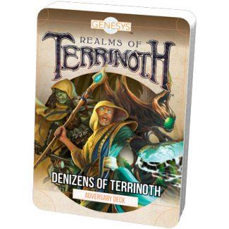Denizens of Terrinoth Adversary Deck