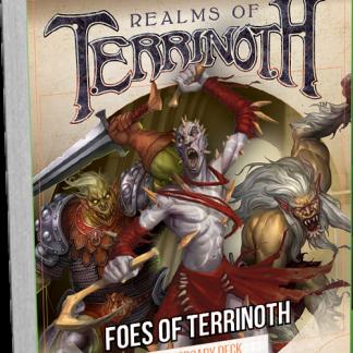 Foes of Terrinoth Adversary Deck