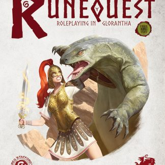 Roleplaying in Glorantha Quick Start: RuneQuest RPG