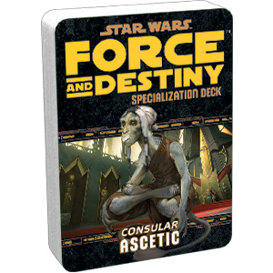 Ascetic Specialisation Deck for Consulars