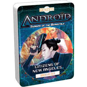 Citizens of New Angeles Adversary Deck