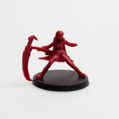 RWBY: Combat Ready Ruby miniature