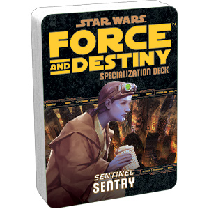 Sentry Specialisation Deck for Sentinels