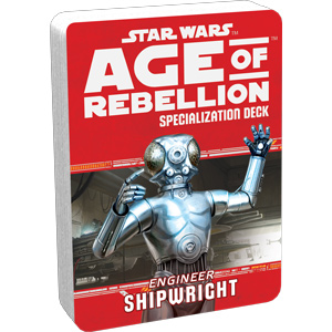 Shipwright Specialisation Deck for Engineers