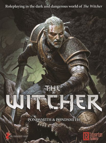 The Witcher RPG Core Rulebook