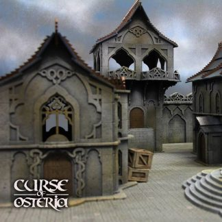 Curse of Osteria