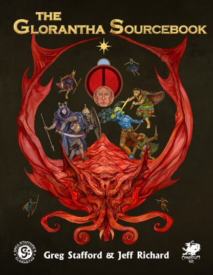 Glorantha Sourcebook – Runequest
