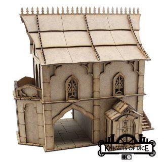 Na'Sain Watch House