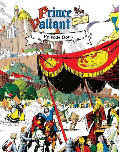 Prince Valiant Episode Book