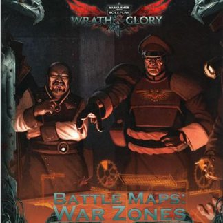Wrath & Glory Battle Map: War Zones
