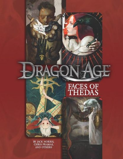 Faces of Thedas – A Dragon Age Sourcebook