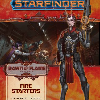 Fire Starters (Dawn of Flame 1 of 6)