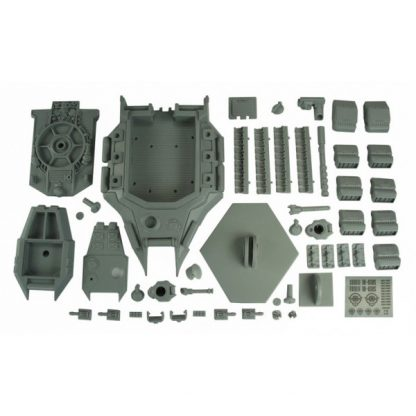 HHT-90 Overlord Hovertank contents
