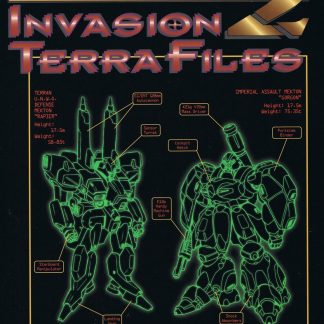Mecha Manual 2: Invasion Terra Files