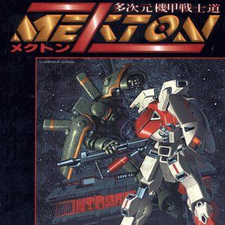 Mekton Zeta RPG