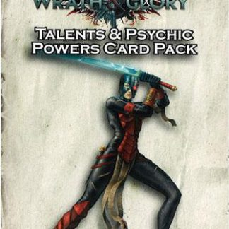 Talents and Psychic Powers Card Pack