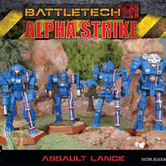 BattleTech Assault Lance Pack