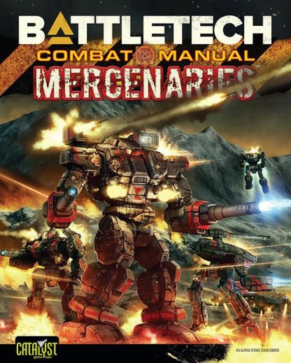 BattleTech Combat Manual Mercenaries