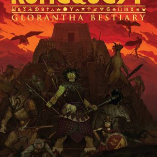 Glorantha Bestiary for RuneQuest