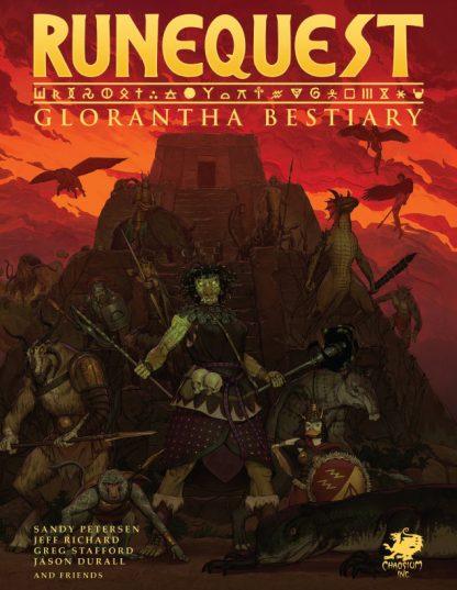 Glorantha Bestiary for RuneQuest
