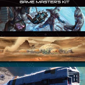 The Expanse Game Master's Kit